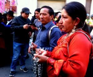Por Saraguro: solidaridad desde todas las direcciones