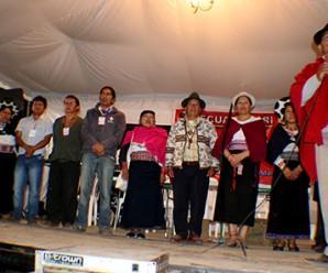 Carlos Pérez G. al frente de la Ecuarunari, regional sierra, hasta 2019