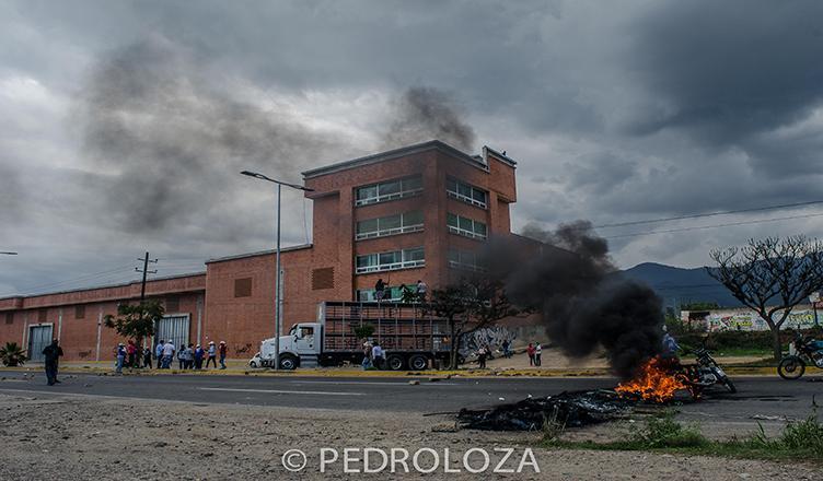 Represión - Oaxaca -avispaorg