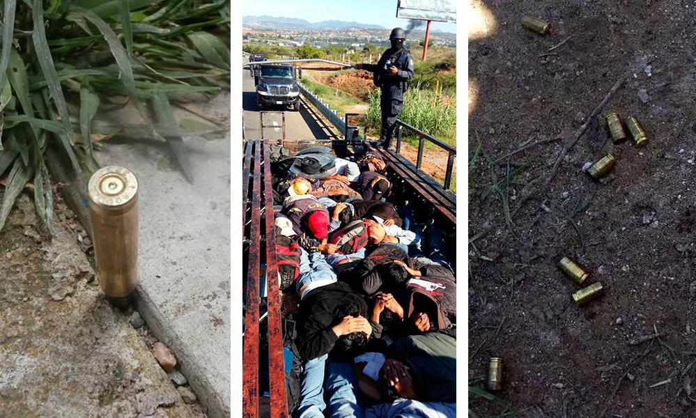 Represión - Oaxaca -regeneraciónradio-02