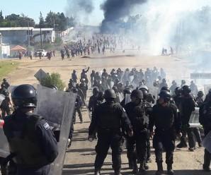 Solidaridad con el Pueblo de Oaxaca y total rechazo a la represión del Estado