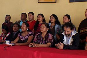 Inicia V Encuentro Internacional de Escuelas Indígenas de Formación Política