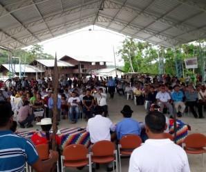Unidad y lucha en Consejo Ampliado de CONAIE realizado en Unión Base