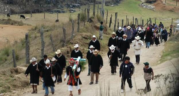Indígenas repudian despojo de sus tierras para mineras y petroleras en Chiapas