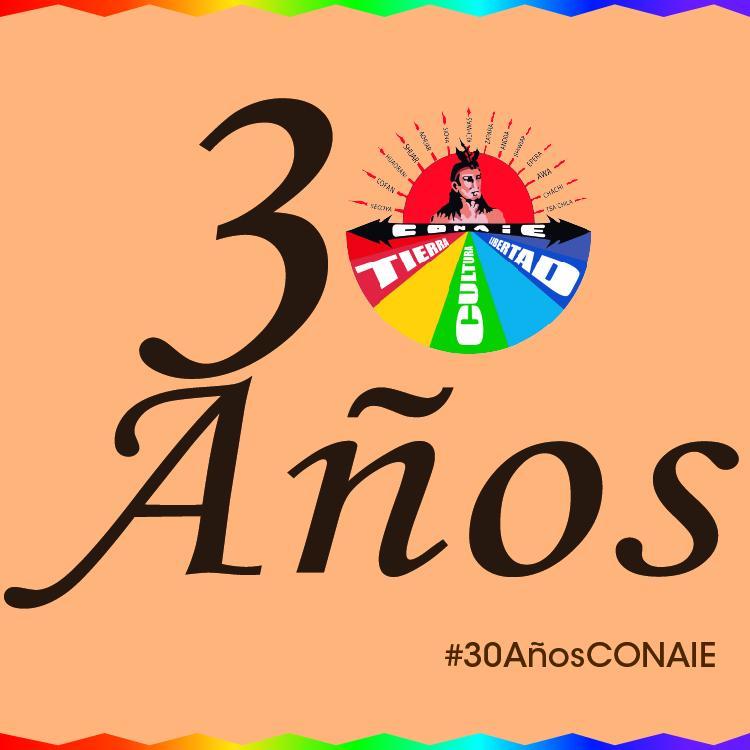 CONAIE - Confederación de Nacionalidades Indígenas del Ecuador