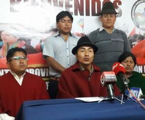 Indígenas de Cotopaxi anuncian movilizaciones