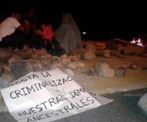 41 shuar son investigados por la toma del campamento de la empresa minera en Morona Santiago