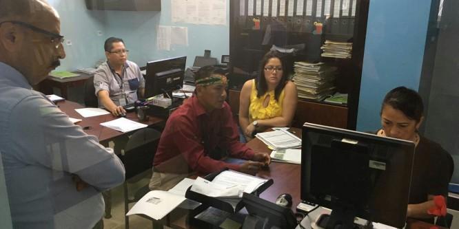 Nuevos líderes llamado ante la justicia en Pastaza por presunto delito de secuestro