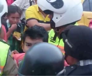 """Detención """"equivocada"""" se hace con violencia por parte de la Policía en Pastaza"""