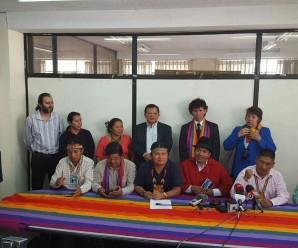 Extensión de Estado de Excepción en Morona Santiago evidencia la persecución política en Ecuador