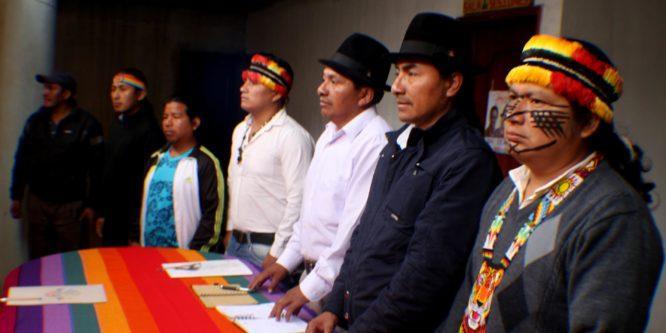 Resoluciones de la Asamblea Extraordinaria de CONAIE realizada el 31 de enero en la ciudad de Latacunga-Micc