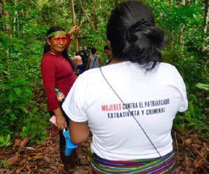 Mujeres en resistencia al extractivismo