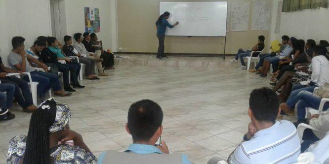 Confeniae inicia Escuela de Formación en Comunicación Comunitaria