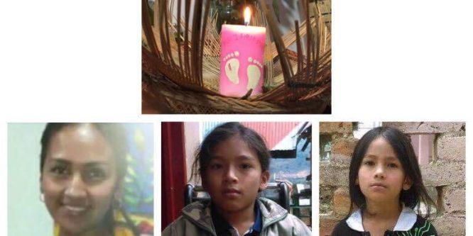 ONIC lamenta y repudia parricidio de dos menores y una madre indígena