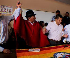 Sin Amnistía no hay diálogo: mensaje de movimiento indígena tras liberación de Agustín Wachapá