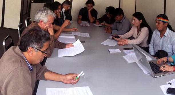 CONAIE alza su voz: Ecuador libre de transgénicos