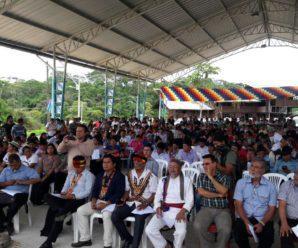 CONAIE demanda inmediata respuesta a solitud de Amnistía hecha ante régimen de Moreno
