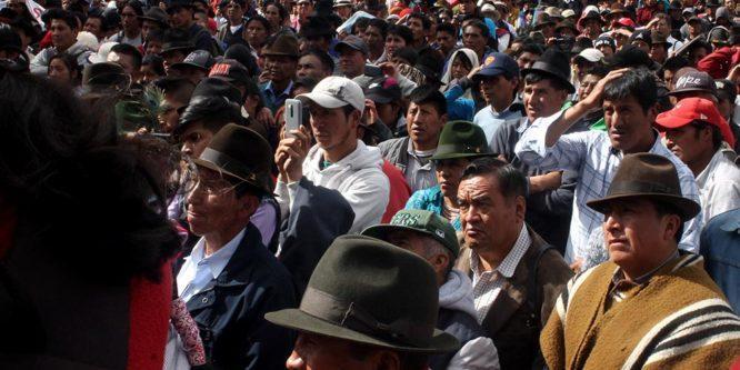 MANDATO urgente para la implementación y construcción del Estado Plurinacional y la sociedad intercultural