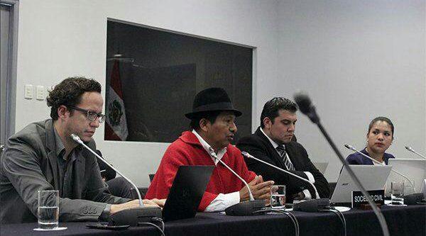 Estado ecuatoriano no acude a la CIDH para tratar situación de defensores de DD.HH