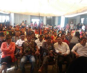 Conaie analiza diálogo con el Gobierno y fortalece movilización para alcanzar resultados