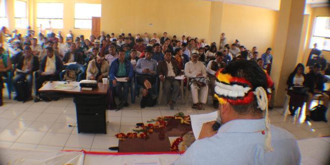 Movimiento Indígena insiste en resultados dentro del proceso de diálogo con el Gobierno