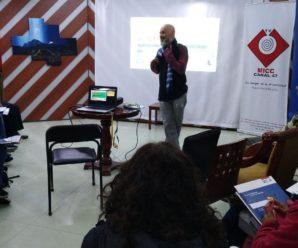Taller de Comunicación Comunitaria se desarrolla en TV MICC con Omar Rincón