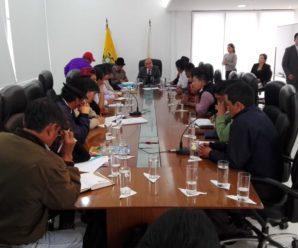 Medios comunitarios de los pueblos y nacionalidades se reúnen con ministro de Telecomunicaciones