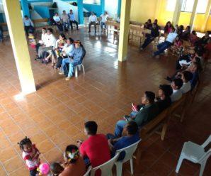 Nacionalidad Shiwiar del Ecuador posesionó a su nuevo Consejo de Gobierno