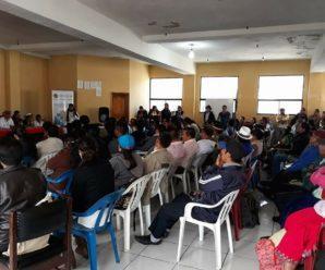 CONAIE evalúa el año de diálogo con el Gobierno de Moreno