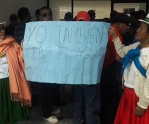 Pueblo de Molleturo – Río Blanco triunfa contra la explotación minera