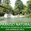 CONAIE rechaza presencia de proyecto hidroeléctrico Piatua en territorio ancestral