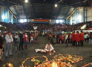 Autoridades de la Secretaría del Sistema de Educación Intercultural Bilingüe asumen funciones