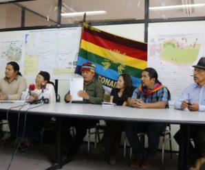 CONAIE anuncia Movilización Nacional por el agua, la vida y contra la corrupción