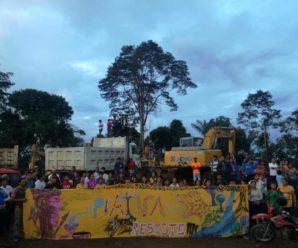 Pueblo Kichwa de Santa Clara exige salida de hidroeléctricaGENEFRAN S.A.