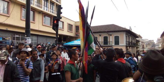 15 de noviembre: Jornadas de Movilización Nacional CONAIE