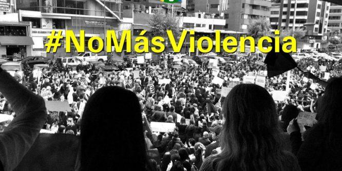 La CONAIE ante los últimos hechos de violencia contra las mujeres