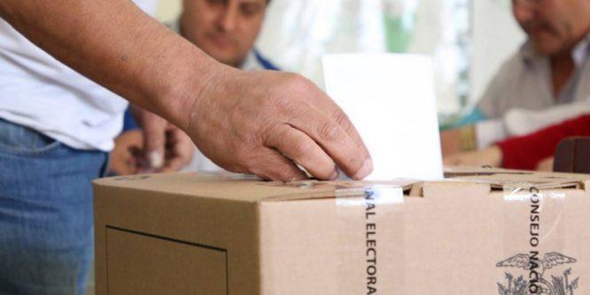 LA CONAIE SOBRE LAS ELECCIONES SECCIONALES 2019