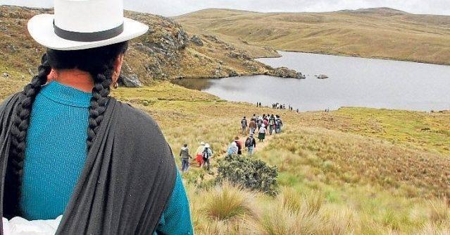 Por la defensa del agua: ¡no a la minería en Kimsacocha!