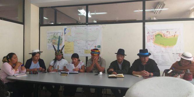 Resoluciones del Consejo Político de la CONAIE