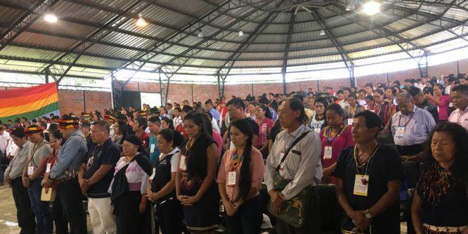 Resoluciones de la Asamblea Anual Ordinaria 2019 de la CONAIE