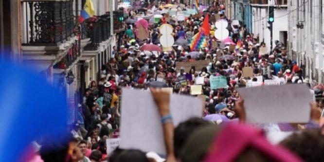 8 de Marzo: Las mujeres del campo y la ciudad se movilizaron por la defensa de sus derechos