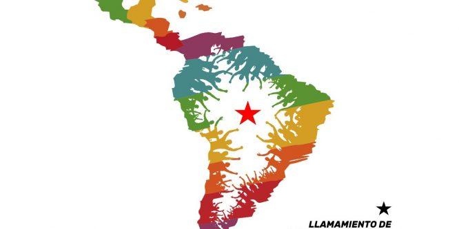 Llamamiento de los pueblos originarios, afrodescendientes y las organizaciones populares de América Latina.