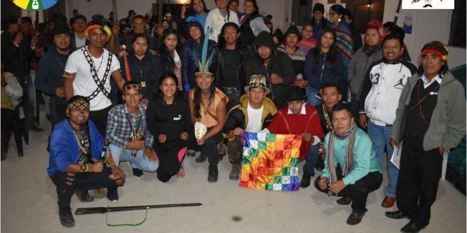 Resoluciones IV Campamento de jóvenes CONAIE