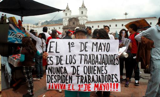 En conmemoración del 01 de Mayo, por la defensa de nuestros derechos