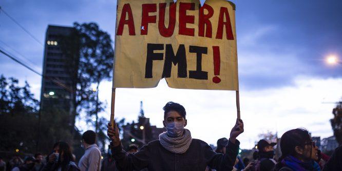 DECLARATORIA DE OCTUBRE COMO MES DE LA RESISTENCIA INDÍGENA Y POPULAR