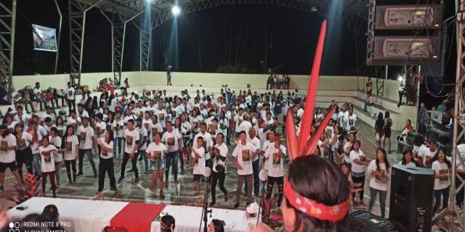 V Campamento de la juventud CONAIE