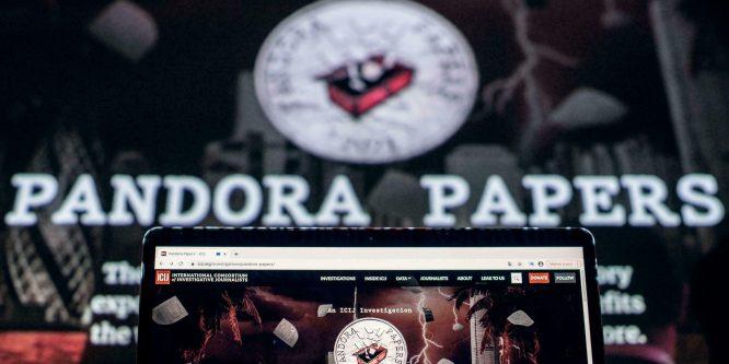 Acciones sobre los Pandora Papers que involucran a Guillermo Lasso